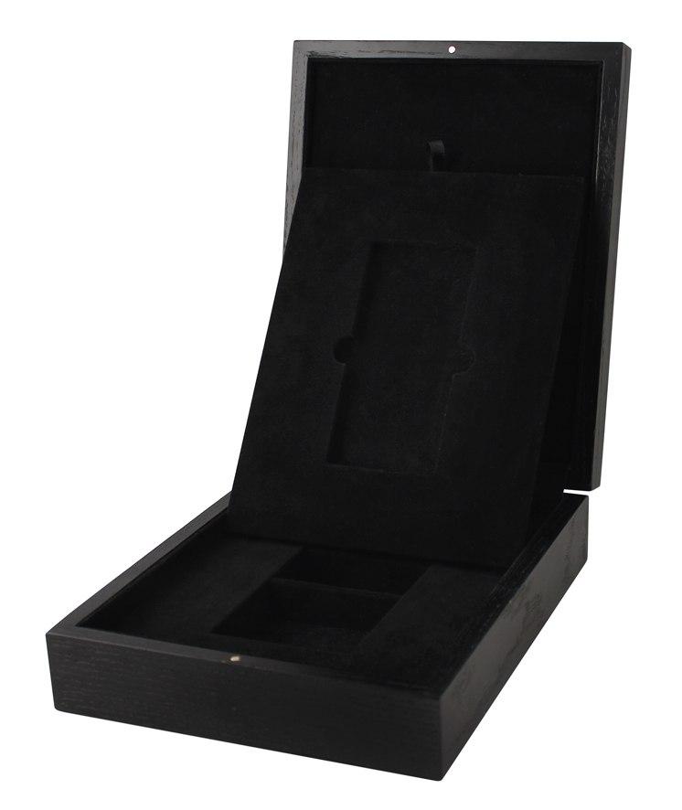 Деревянная шкатулка для iphone