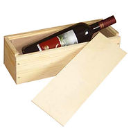 Деревянный пенал для вина