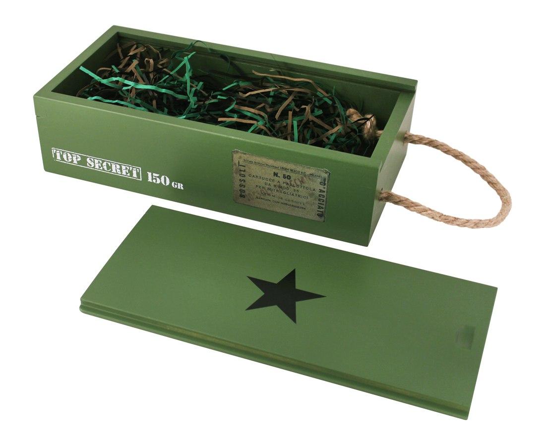 Сувенирный армейский пенал
