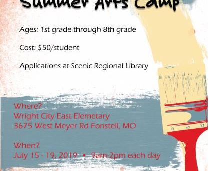 WACOFIARU Summer Art Camp for Kids