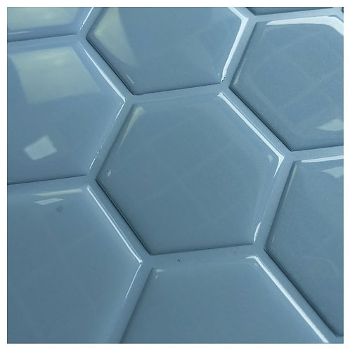HEXAGONAL - azul allure