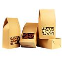 Food-seed-tea-packaging-kraft-paper-bags