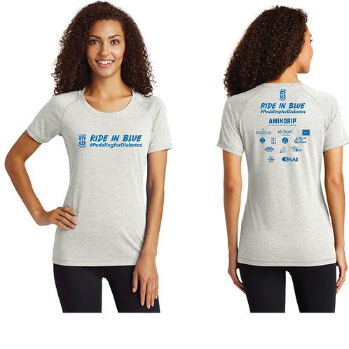 Blue Ride Event Shirt