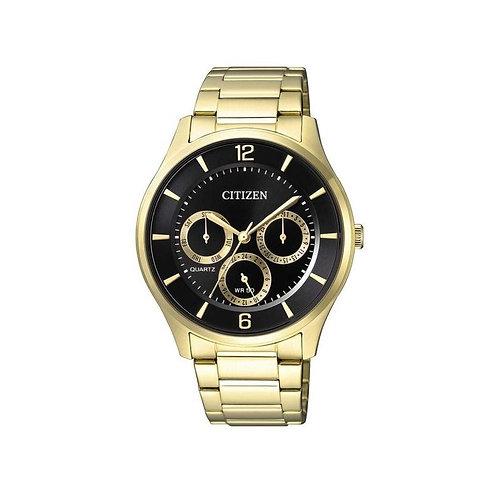 Reloj Citizen Analog Black Dial