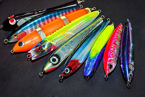 Poppers and Stickbaits - Andaman Islands