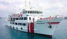 Coastal Cruise ferry - Andaman Islands