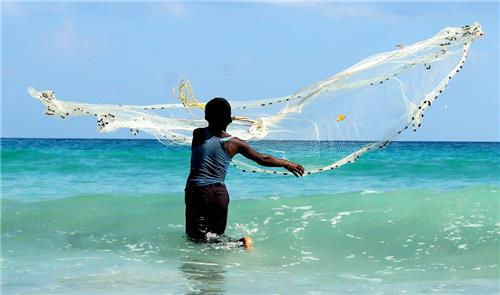 Fisherman - Andaman Islands