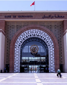 Gare Du Marrakech