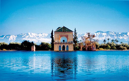 Menara Gardens Half Day Tour Marrakech