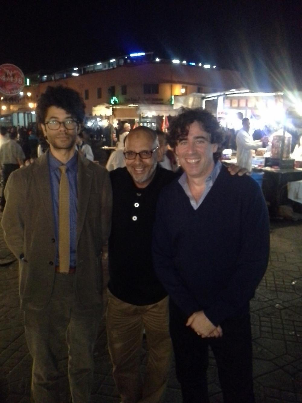 Aziz from Marrakesh Keys Travel with Richard Ayoade and Stephen Magnan.jpg