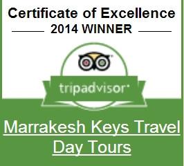 Trip Advisor Certificate of Excellence Winner 2014