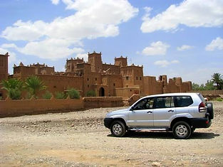 Private Day Tours from Marrakech to Kasbah Ait Ben Haddou