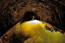 photos en millieux souterrain corse