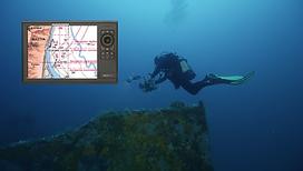 coordonées GPS d'épaves sous-marines de corse