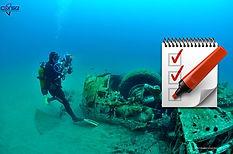 liste des épaves sous-marines de corse
