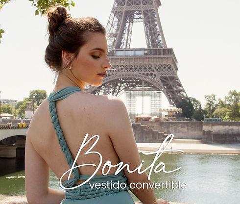 Vestido Convertible en París