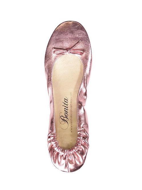 Zapatos tipo Flats Enrollables