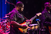 MEOW Academy guitar instructor Michael Tyner