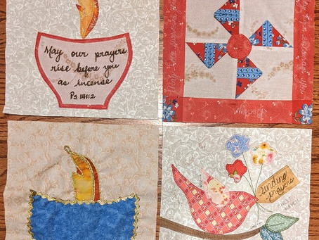 Sweethaven quilt squares