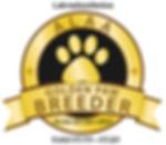 Labradoodledoo ALAA Golden Paw Logo 2019