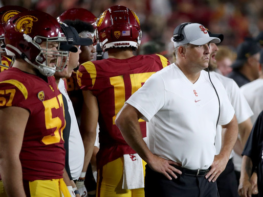 Clay Helton is Out... Who is Next for the USC Trojans?