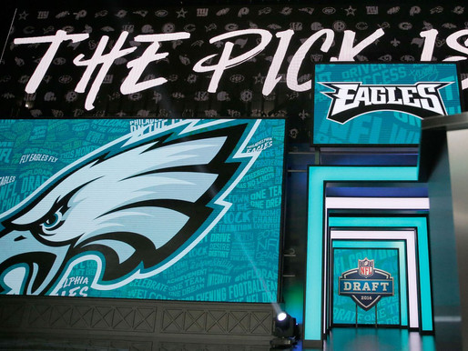 Philadelphia Eagles 7 Round Mock Draft