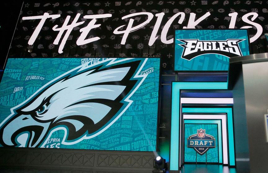 Philadelphia Eagles 7 Round Mock Draft