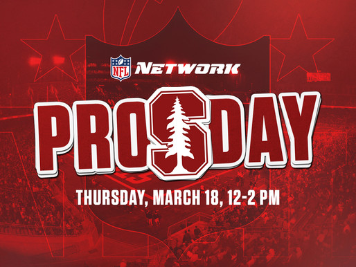 Stanford Cardinals Pro Day Media Recap