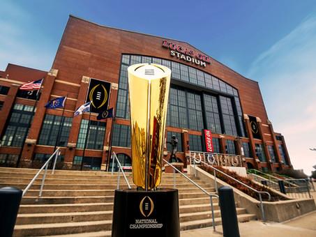 Adam's College Football Playoff & Heisman Trophy Prediction