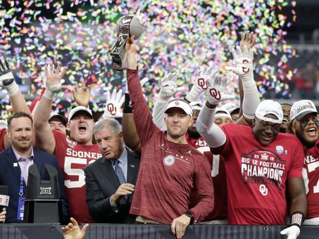 Adam's 2021 College Football Conference Predictions