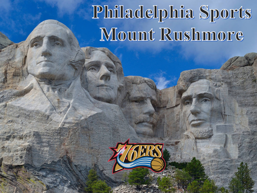 Mount Rushmore of Philadelphia Sports: 76ers