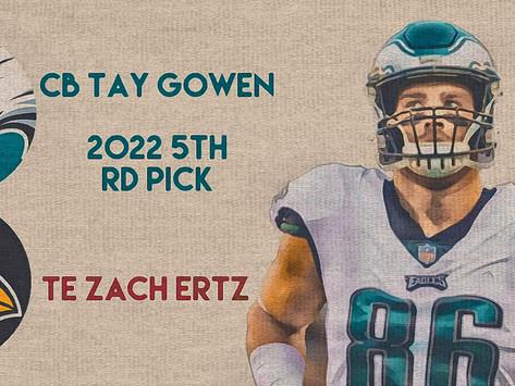 Zach Ertz Traded to Arizona: Thank you 86