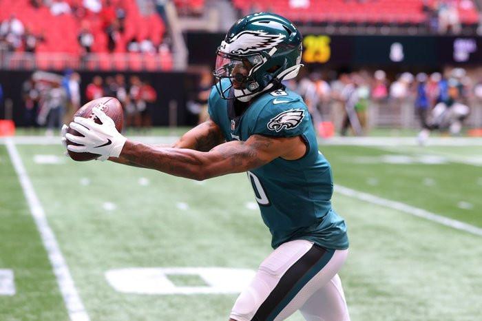 Eagles Week 1 Rookie Report