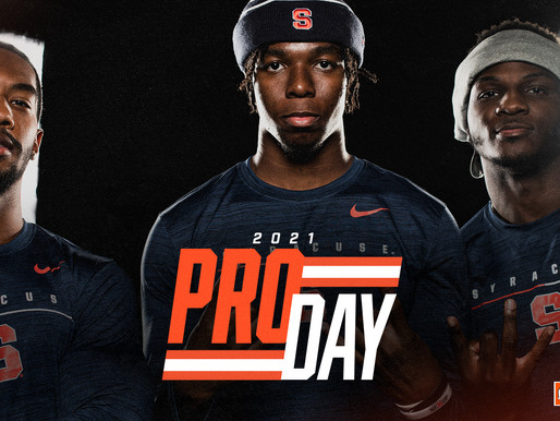 Syracuse Orange Pro Day Media Recap