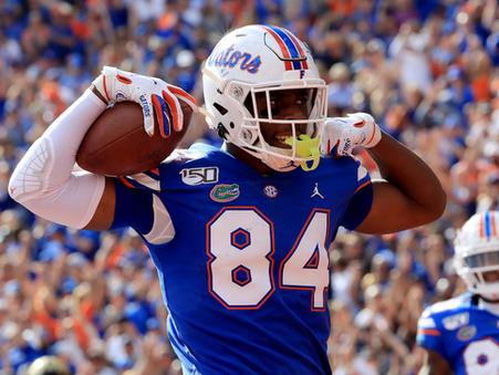Draft Analysis: Kyle Pitts Florida