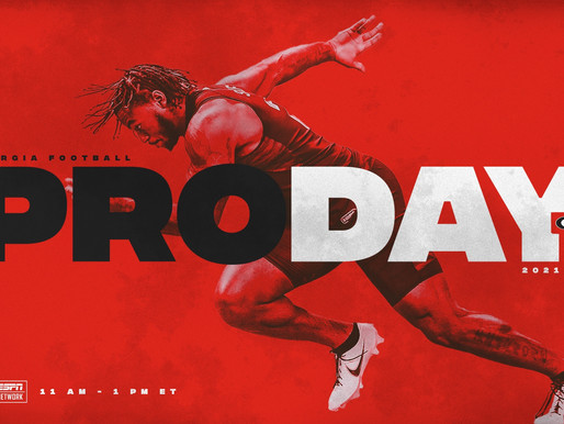 Georgia Bulldogs Pro Day Media Recap- Who can be suiting up for the Eagles week 1?