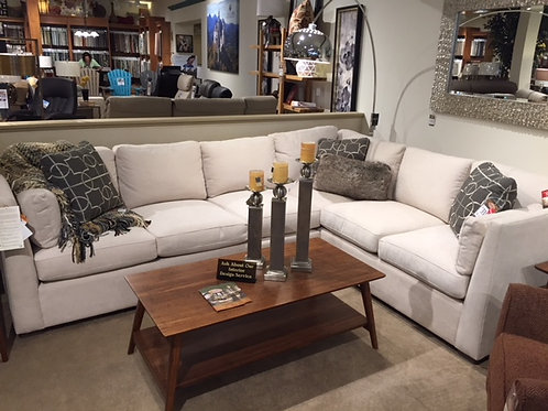 Hickory Craft Sectional