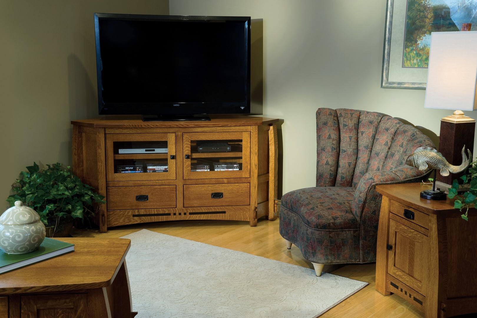 Colebrook TV Room