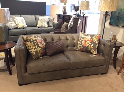 Decor Rest Leather Sofa