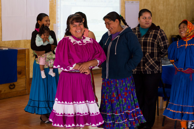 Empoderamiento de mujeres indígenas fundamental para eliminar violencia