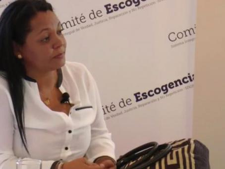 Una kankuama llega a un alto tribunal en Colombia