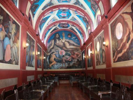 La Secretaría de Cultura, a través del INBA, ha revisado 567 murales en la Ciudad de México, el Esta