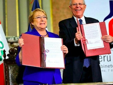 Perú y Chile: acuerdos para impulsar turismo, cultura y desarrollo fronterizo
