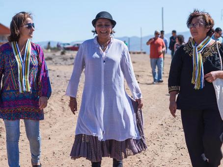 CHILE - Mesa de Lideresas Indígenas: Trabajo y seguimiento de acuerdos para una agenda de desarrollo