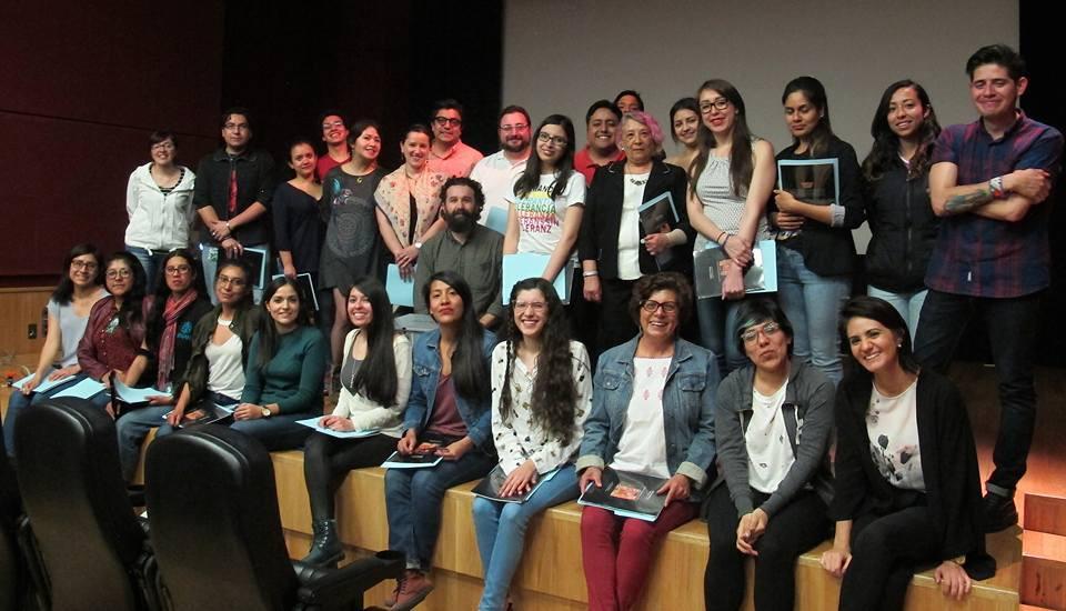 """24 gestores culturales que completaron el Seminario """"Gestión Cultural para la Innovación Social"""""""