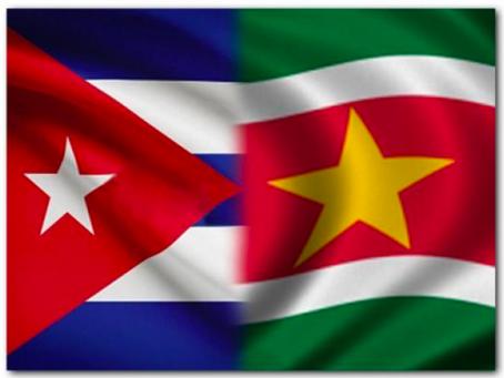 Relaciones Culturales Cuba - Suriname