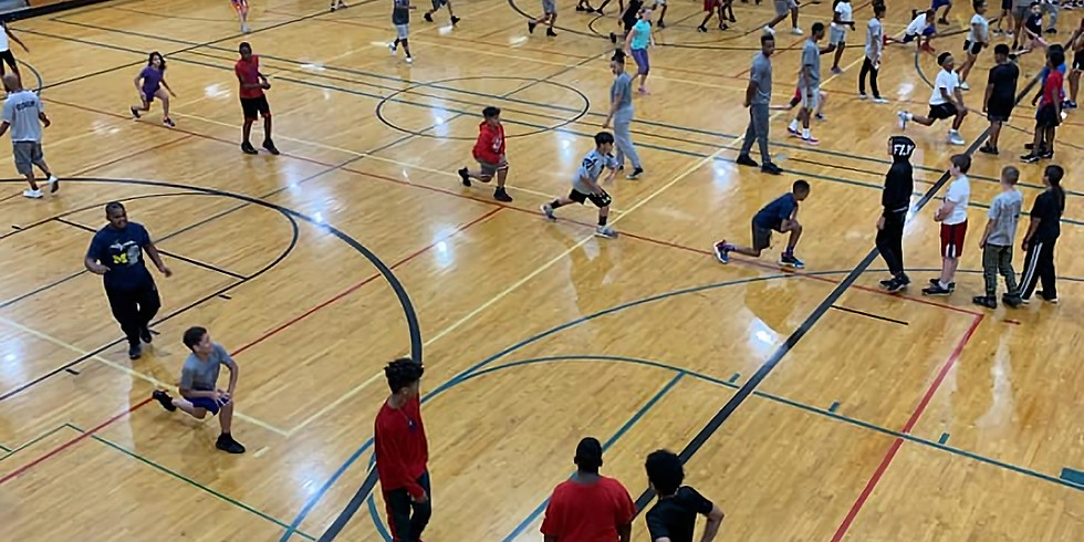 Police Athletic League Sports Camps