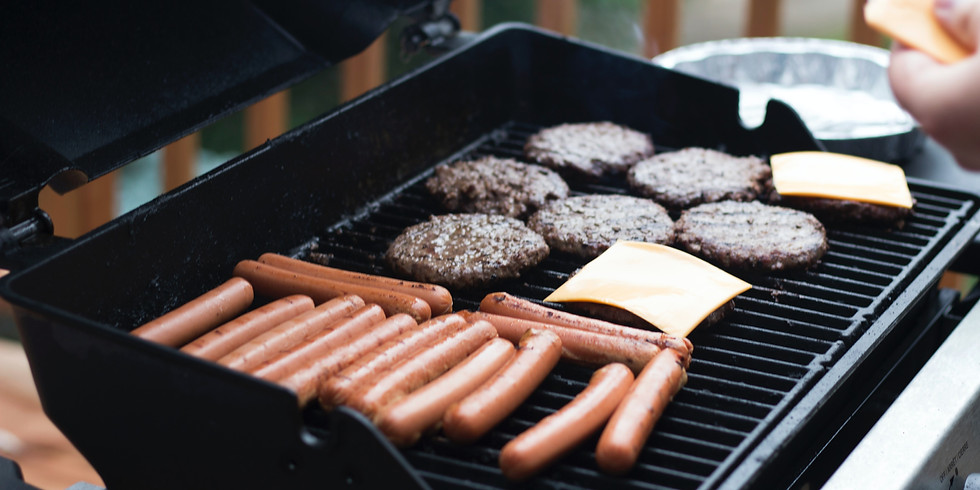 Police Athletic League Summer Kick-Off Cookout