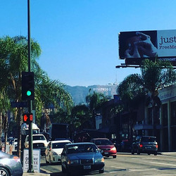 Found the #hollywoodsign