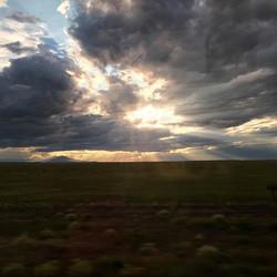 #sunset in #colorado